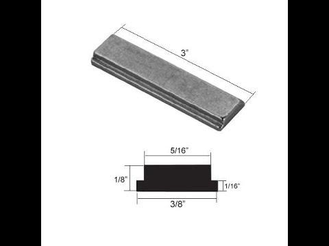 Replacing Shower Door Magnet