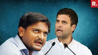 Congress Has Accepted All Our Demands, Says Hardik Patel | Full Press Conference
