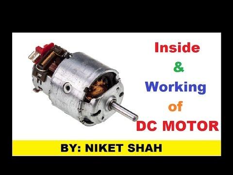 DC Motor in hindi