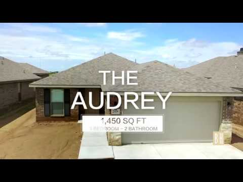 The Audrey - 1,450 square feet