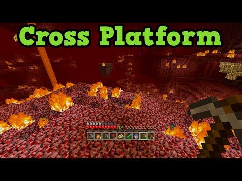 Minecraft Xbox 360 + PS3 - Cross Platform Multiplayer