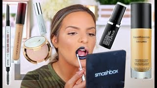 SEPHORA HAUL & TRY ON! HITS & MISSES   Casey Holmes