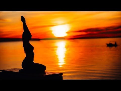 1 Hour YOGA CHANTS: Music for yoga poses, soft music, indian instrumental music, Yoga Music