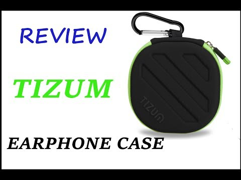 Tizum Ear Phone Case -REVIEW