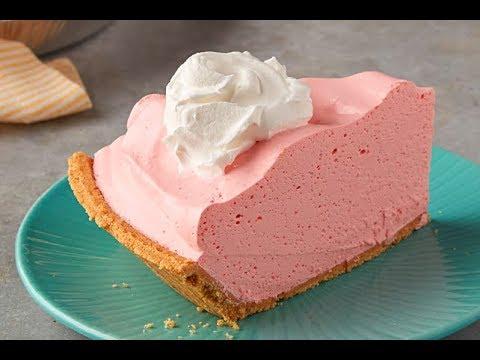 Strawberry Kool Aid Pie