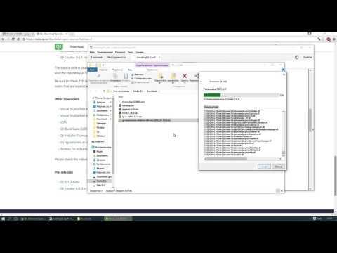 Установка Qt для Windows 10 и VS 2013