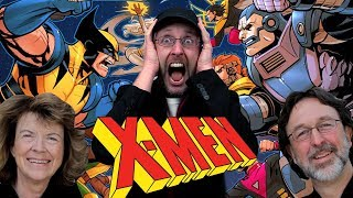 Download X-Men: The Animated Series (With the Creators) - Nostalgia Critic Video