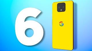 Google Pixel 6 - Rumors and Leaks
