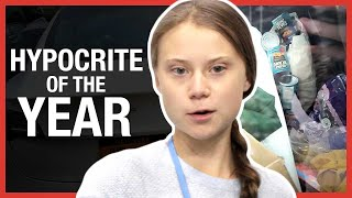 What do you think of Greta Thunberg's plastic garbage filled Tesla? | Keean Bexte