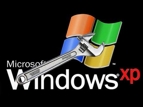 The amazing self-repair of Windows XP