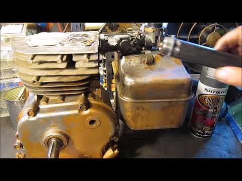 Muffler & Parts to make Custom Exhaust on 5 H.P. Briggs & Stratton