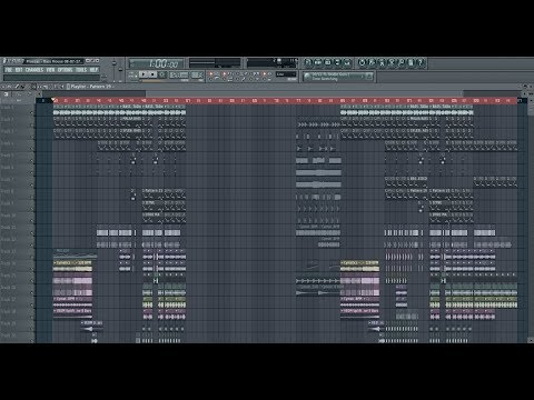 Fl Studio | Unfinished Bass House Project (Full FLP Free Download) #4