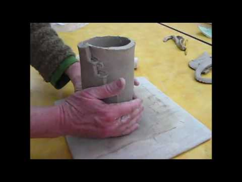 Making a Clay Castle 2