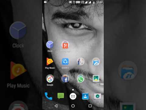 How to upload or change what's app profile picture or a DP