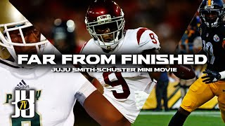 "JuJu Smith-Schuster ""Far From Finished"" Mini-Movie 