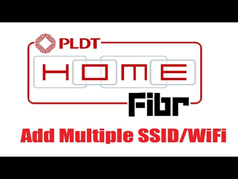 How to Add Multiple WiFi to your PLDT Home Fibr