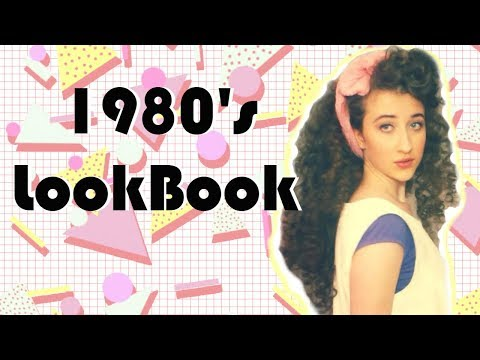 1980's Outfits Lookbook // 80's - 20's // 70's Next