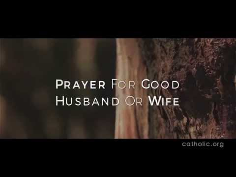 Prayer For A Good Husband Or Wife HD
