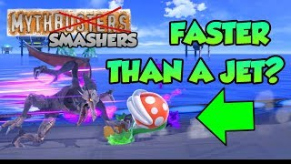 Download Can Ridley Drag Someone FASTER Than Big Blue?! - Mythsmashers #6 (Smash Ultimate) Video