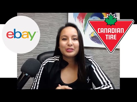 Items to Sell on eBay from Canadian Tire: $40 Profit from this Weird Thing! 💸