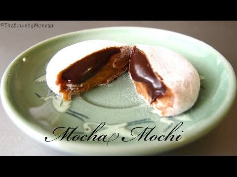 Easy Mochi Rice Cakes - Recipe by The Squishy Monster