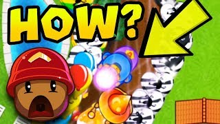 He LOST With SUPER MONKEY In BANANZA?! - Bloons TD Battles