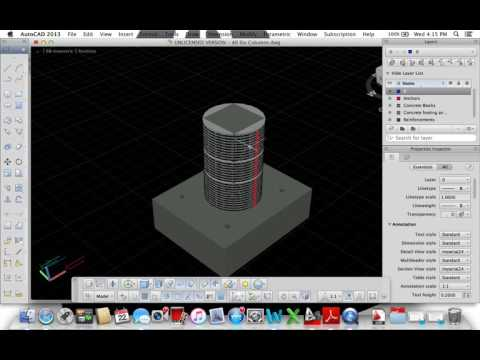 Change Background Color in AutoCAD Mac
