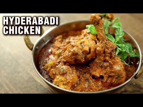 Super Easy Hyderabadi Chicken   Hyderabadi Chicken Curry Recipe   The Bombay Chef - Varun Inamdar