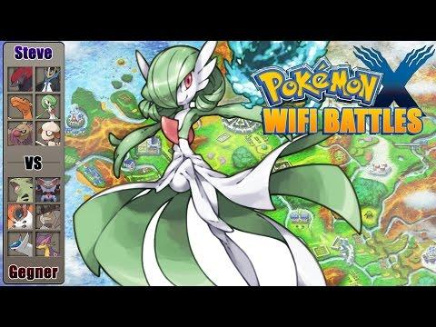 ★ Gardevoir hält durch - Pokemon X Y WiFi Battle [German/Deutsch] [SuperFunTime]