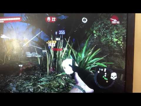 Dead Island PS3 Infinite Ammo Showcase