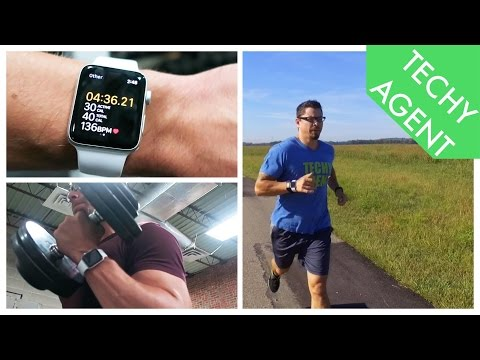 Apple Watch Series 2 - Full Fitness REVIEW