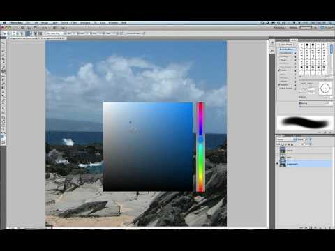 Adobe Photoshop CS5 - Painting Sneak Peek