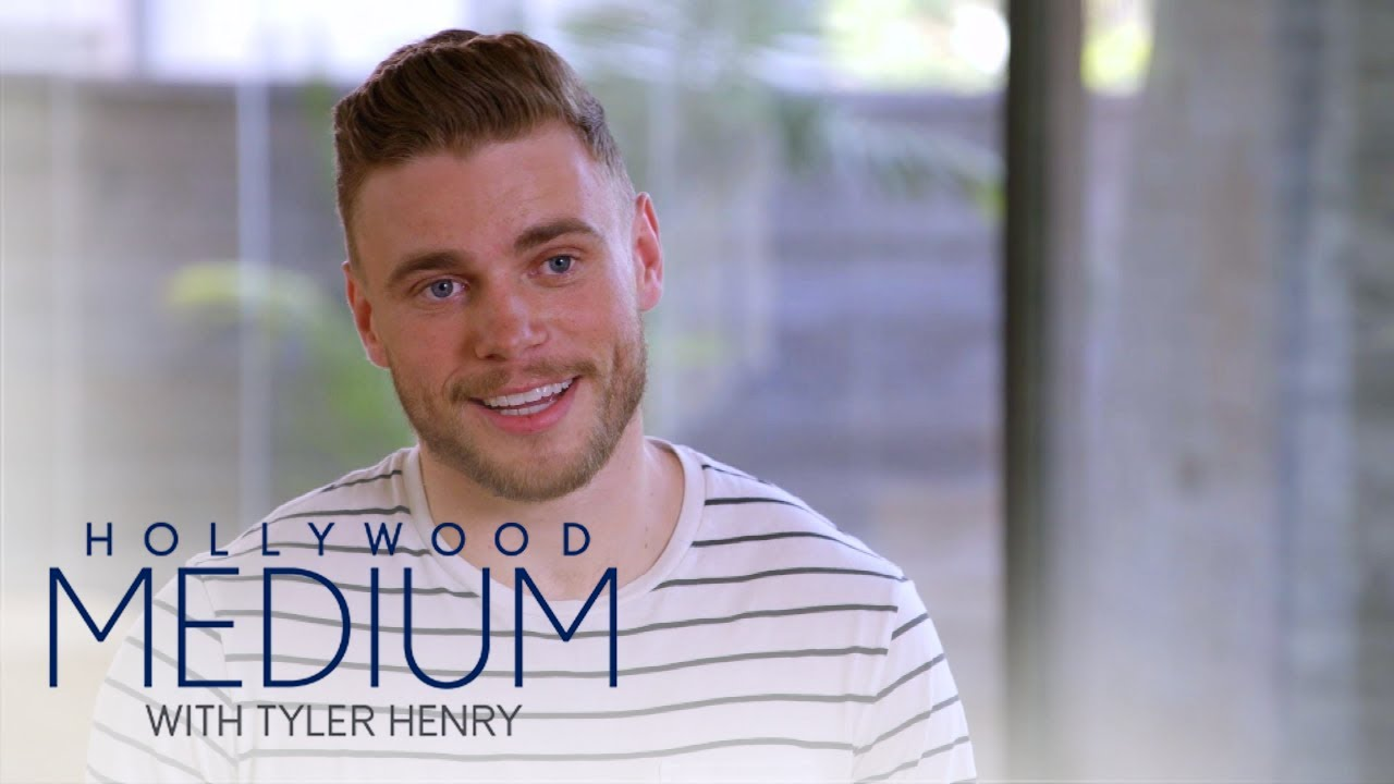 """""""Hollywood Medium with Tyler Henry"""" Reading with Olympian Gus Kenworthy   E!"""