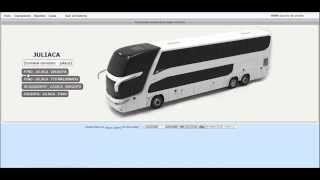 Sistema Venta de Pasajes en Linea Sistema Integral de Transportes WWW SISPROTEC COM