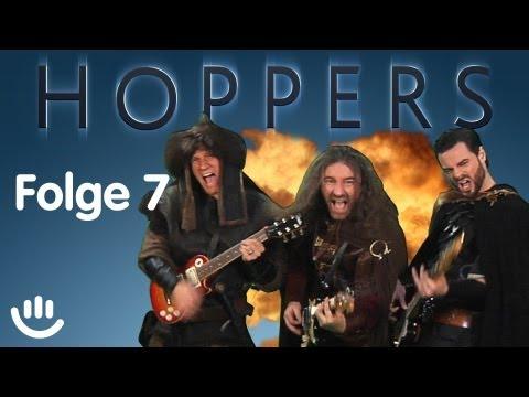 Ein echter wahrer Held - Hoppers Folge 7