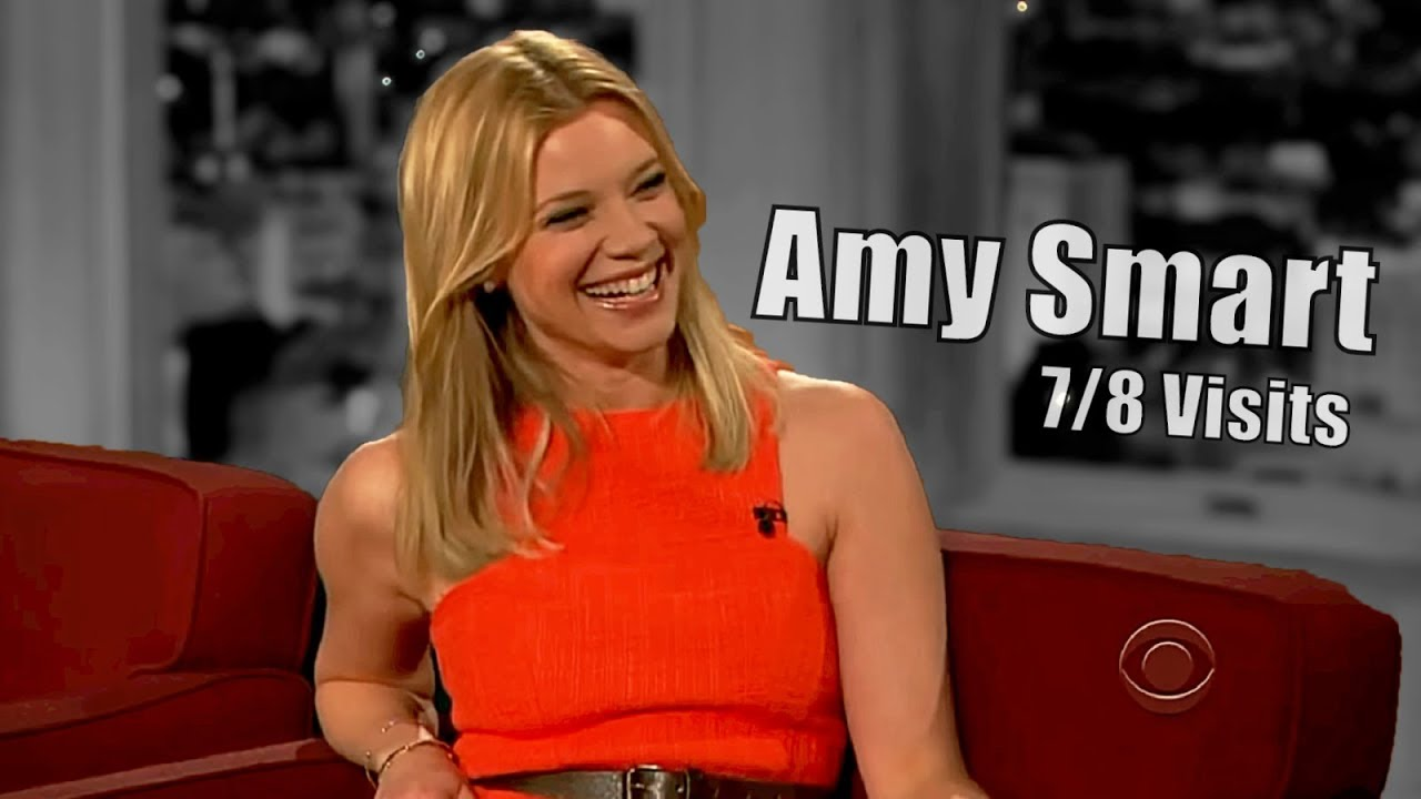 Amy Smart - She Reveals Girls Secrets To Craig - 7/8 Visits In C. Order [360-1080]