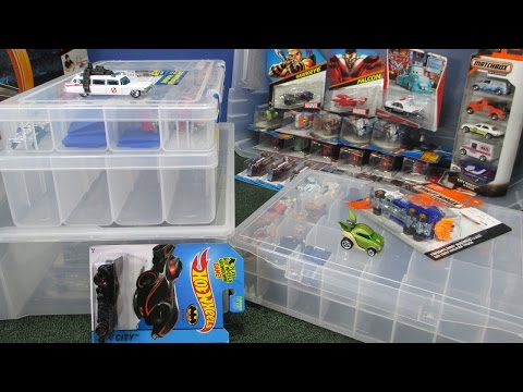 Hunting Pickups And Plastic Storage Container Solutions