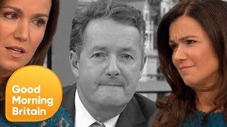 Susanna Reid Finally Snaps Over Love Island Comments | Good Morning Britain