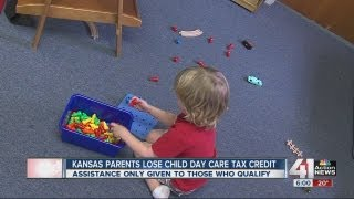 Kan Families Lose Child Care Tax Credit