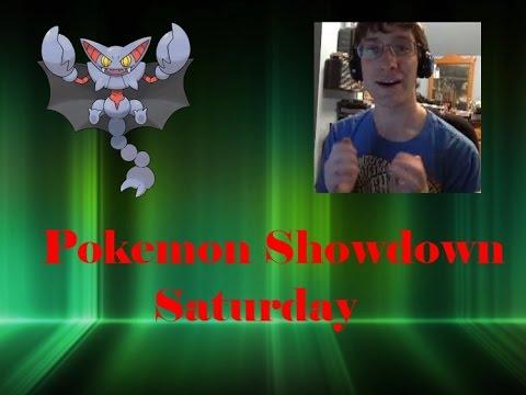 100 Subscribers!! || Pokemon Showdown Saturday (vs. de1234321)