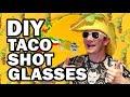 Man Vs Corinne Vs Pin - Diy Taco Shot Glasses mp3