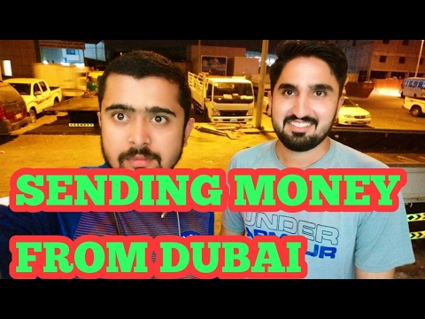 SENDING MONEY FROM DUBAI UAE TO YOUR COUNTRY !!!