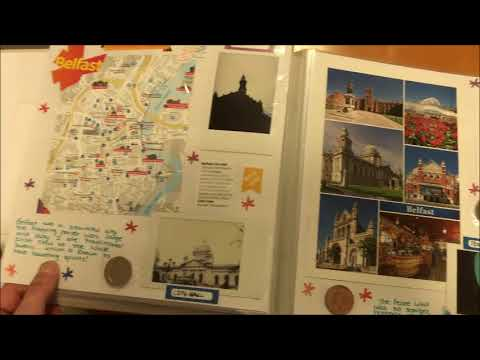 -~*Polaroids and Scrapbooks: A Journey in Ireland*~-