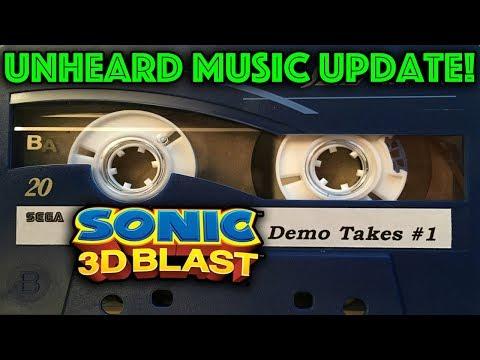 Unheard Sonic 3D Blast Music - SXSW Update