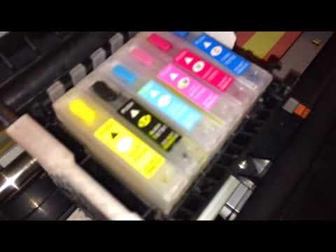Eco solvent ink printer UK