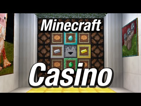 Minecraft Casino - Survival Mode