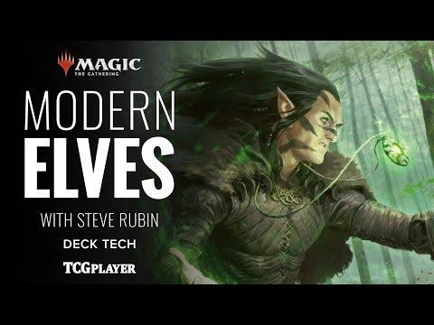 [MTG] Modern Elves | Deck Tech