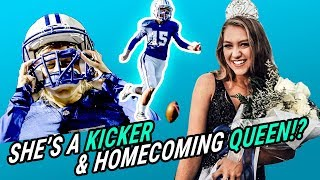 The HOMECOMING QUEEN Who