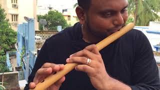 Ar Rahman  Munbe Vaa  Flute Cover  Navins Notes  Nano  Arr25
