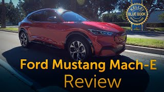 2021 Ford Mustang Mach-E | Review & Road Test